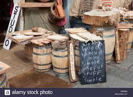 shop selling items made from recycled wood st davids