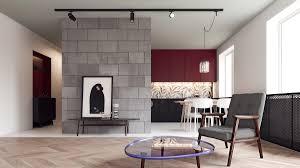 a modern take on soviet minimalism in 3 stylish apartments