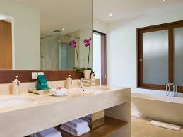 Pandawa Cliff Estate Villa Markisa Bathroom Designjpg - Bali bathroom design