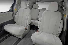 2011 Toyota Sienna Interior All New 2011 Toyota Sienna Makes World Debut At The 2009 Los