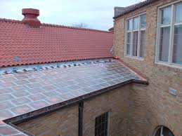 Stutzman Roofing by Stepped Roof Valley U0026 Open Valley Details On Tile Roofs Sc 1 St