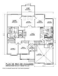 Plan Maison Fonctionnelle by Le Groupe Lawlor Nos Plans