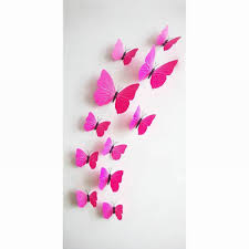 3d butterfly wall decals pvc wall stickers animeempierx 3d butterfly wall decals pvc wall stickers