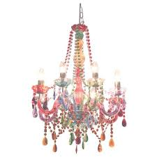 Colored Chandelier 45 Photo Of Colorful Chandeliers