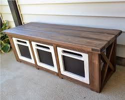 Entryway Storage Bench Enchanting Rustic Storage Bench Rustic Entryway Storage Bench Home