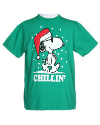 snoopy christmas t shirt green snoopy christmas t shirt m christmas jumpers rokit