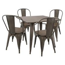 Bamboo Dining Table Set Bamboo Dining Table Sets Hayneedle