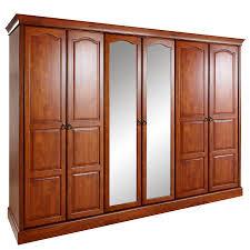 Bedroom Furniture Retailers Uk Heirloom Oak 6 Door Wardrobe Uk Delivery By Thebedroomplace Co Uk