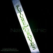 custom sash ngc custom sash nerdgirlchic pillows more online store