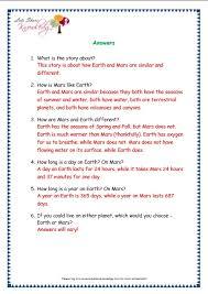 comprehensions for grade 3 ages 7 9 worksheets passage 7