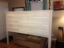 King Size Wooden Headboard White Wooden Headboard King Size Mirador Me