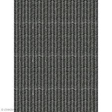 imagenes blancas en fondo negro décopatch n 759 estado rayas blancas estilo azteca sobre fondo