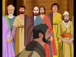 Was Bartimaeus Born Blind Bible Stories For Children Jesus Heals A Man Born Blind Kids