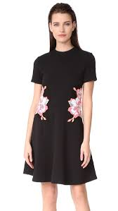 sleeve dress carven sleeve dress shopbop