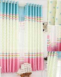 Baby Pink Curtains Pink And Blue Curtains Curtains Ideas