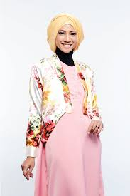 blazer wanita muslimah modern jual pakain muslim wanita model blazer fashion