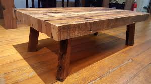 Buy A Coffee Table Reclaimed Wood Coffee Table