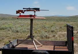 Portable Bench Rest Shooting Stand Portable Shooting Bench Varmints Den