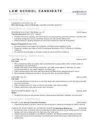 University Admission Resume Sample by What To Put On A Law Application Resum Environmental