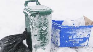 kitchener garbage collection holiday season changes to garbage collection across the region 570