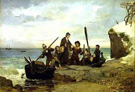 my ancestors with the pilgrims and the voyage to the new world