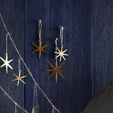 roost starburst brass ornaments shop nectar