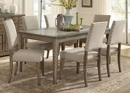 kitchen table square 7 piece sets wood live edge 6 seats oak glam