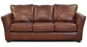Made In Usa Leather Sofa Barrington Sofa The Leather Sofa Company