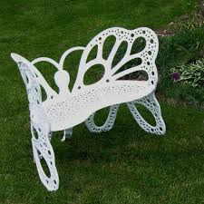 Butterfly Patio Chair Flowerhouse Metal Butterfly Table Antique Hayneedle