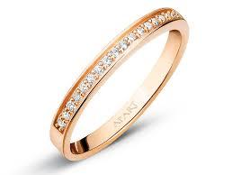 pierscionki apart pierścionek z różowego złota z brylantami wzór 109 301 apart