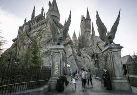 Harry Potter Adventure Map Dragon Ride In Harry Potter Section Of Universal Orlando To Close