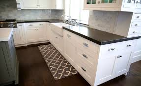 accessories terrific black and white kitchen design for your