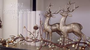 studio gold christmas decorations youtube