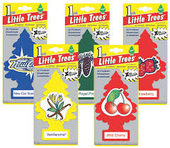 large strength tree air fresheners crfu1p 10600 series