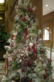 81 best my flocked christmas tree images on pinterest flocked