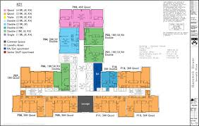 floor plans college houses u0026 academic services