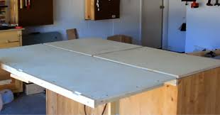how to build a table saw workstation simply easy diy diy table saw workstation part 3 out feed support