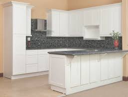 assemble yourself kitchen cabinets magnificent assemble yourself kitchen cabinets ice white shaker 79