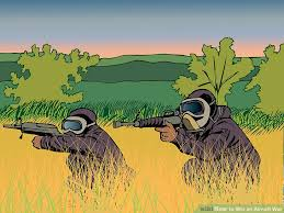 Airsoft Backyard War How To Win An Airsoft War 8 Steps With Pictures Wikihow