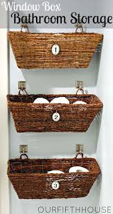 best 25 bathroom wall storage ideas on pinterest bathroom wall