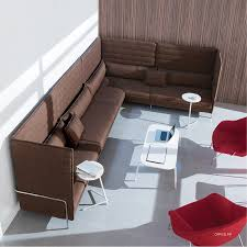 A High Back SofaModern Office Sofa Set Designs In Conference - Office sofa design