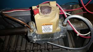 utica gas boiler pilot light burnham boiler gas valve easy fix replacement troubleshoot repair