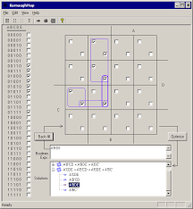 Truth Table Calculator Kmap445