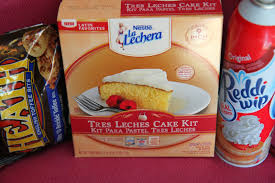 lille punkin u0027 a treat for your sweet tres leches cake with