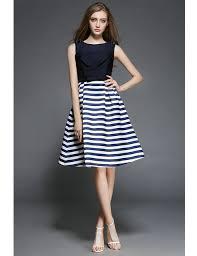 summer casual patchwork dress 2015 summer