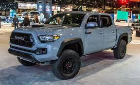 all toyota tacoma models the toyota tacoma trd pro is ready for road adventure