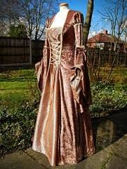 medieval dresses and gowns for sale