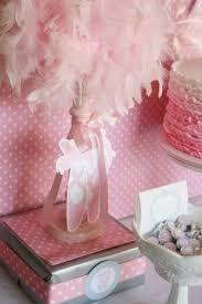 Ballerina Decorations Ballerina Themed Baby Shower Ideas Baby Shower Ideas