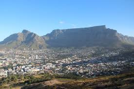 south table mountain trail table mountain new7wonders of nature