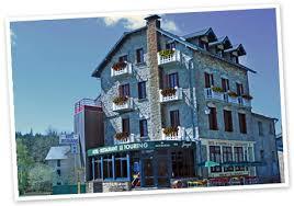 chambre d hote mont aigoual hôtel restaurant le touring espérou mont aigoual gard